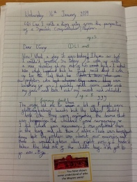 History - Diary Entry of a Conquistador